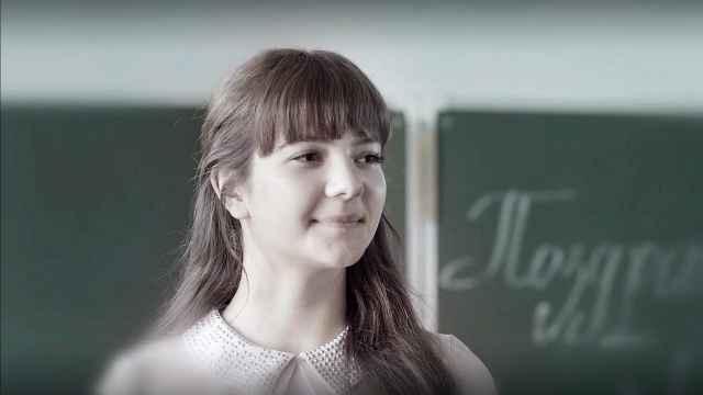 Анна Фоменко. Фото: из сериала «Паромщица»
