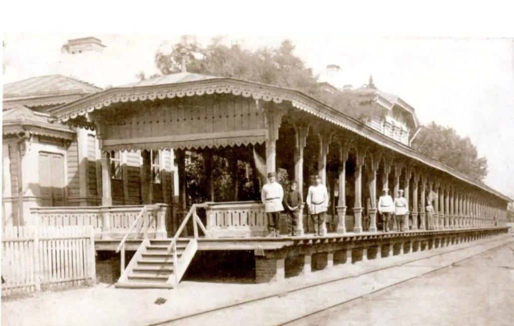 Боровичский железнодорожный вокзал