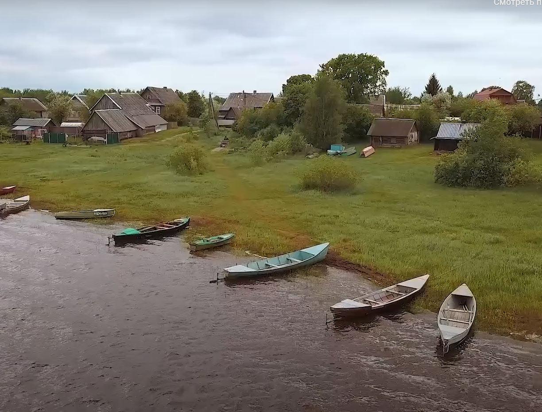 Деревня Войцы