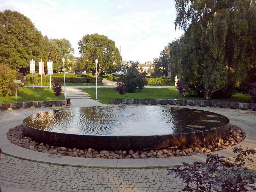 Ганзейский фонтан
