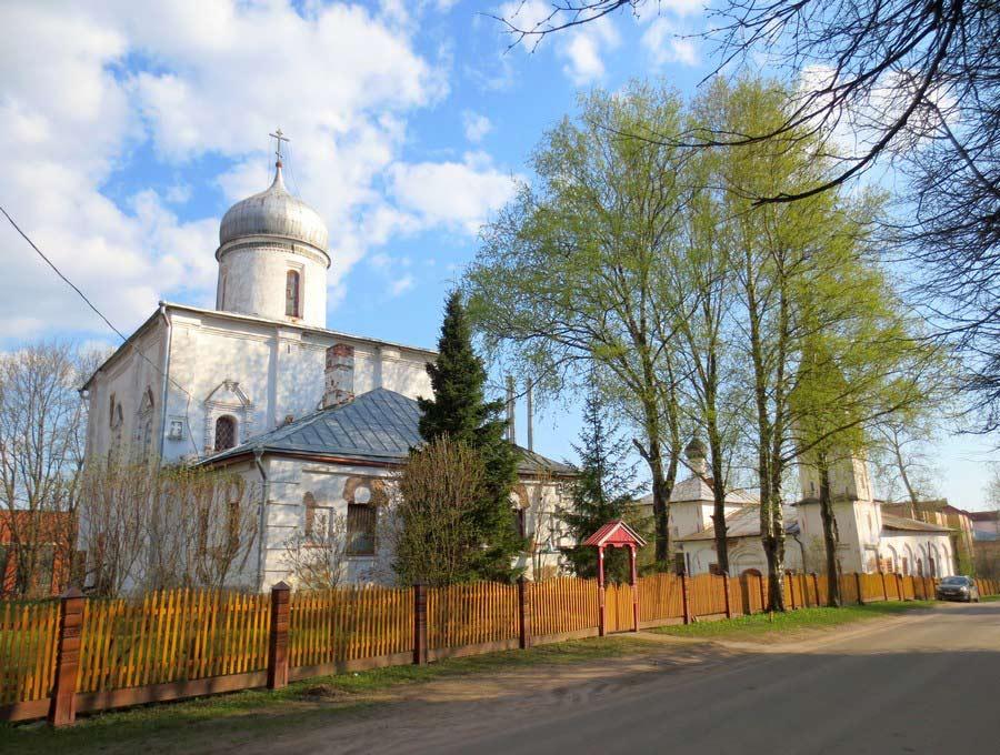 Церковь Рождества Богородицы на Михалице