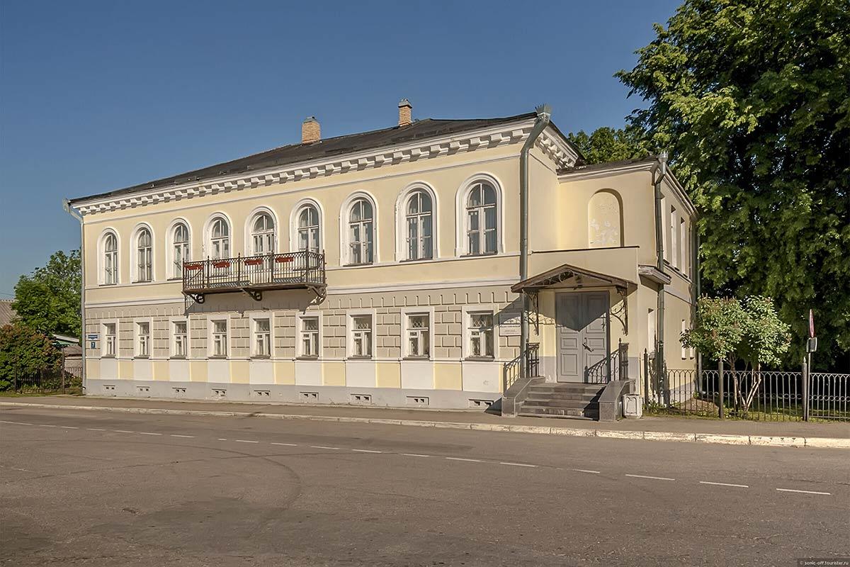 Музей уездного города. Валдай
